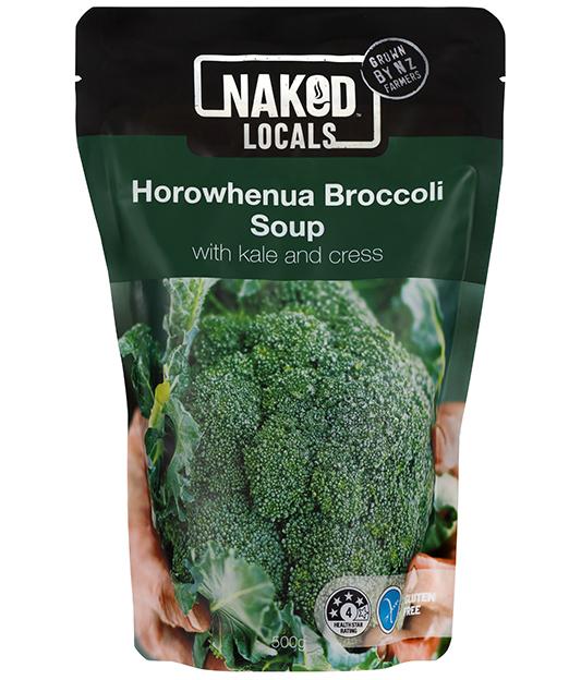 Horowhenua Broccoli Soup Image